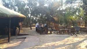 Lodge in Palapye - Camp Itumela