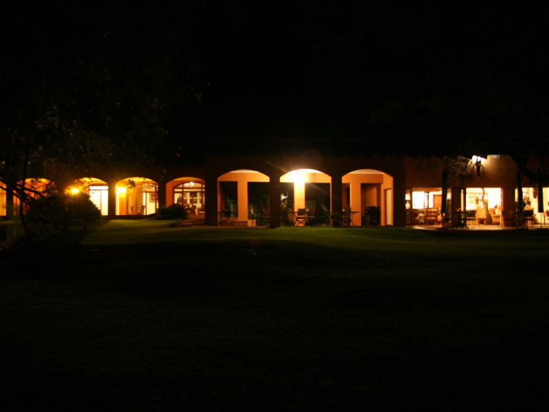 Madikwe at night