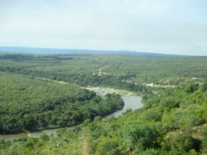 Olifants river in Limpopo province