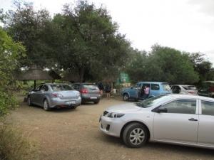 Picnic spot in Kruger