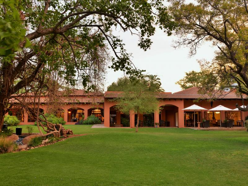 The Bush House in Madikwe
