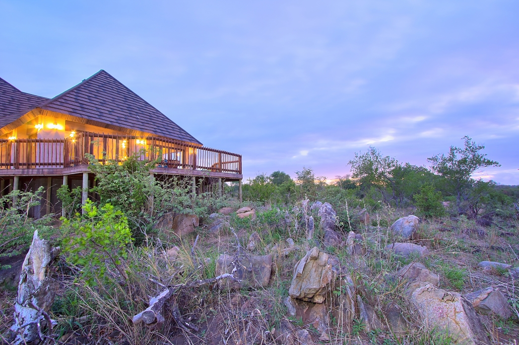 lodge in Greater Kruger