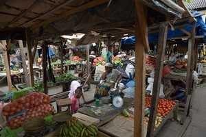 Market Inhambane