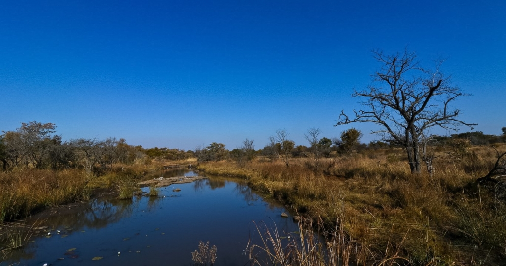 Dinokeng river