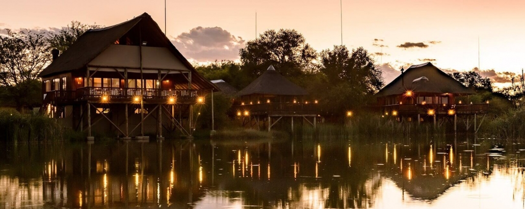 Dinokeng Luxury Lodge