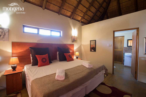Doublr Room at Dinokeng Lodge