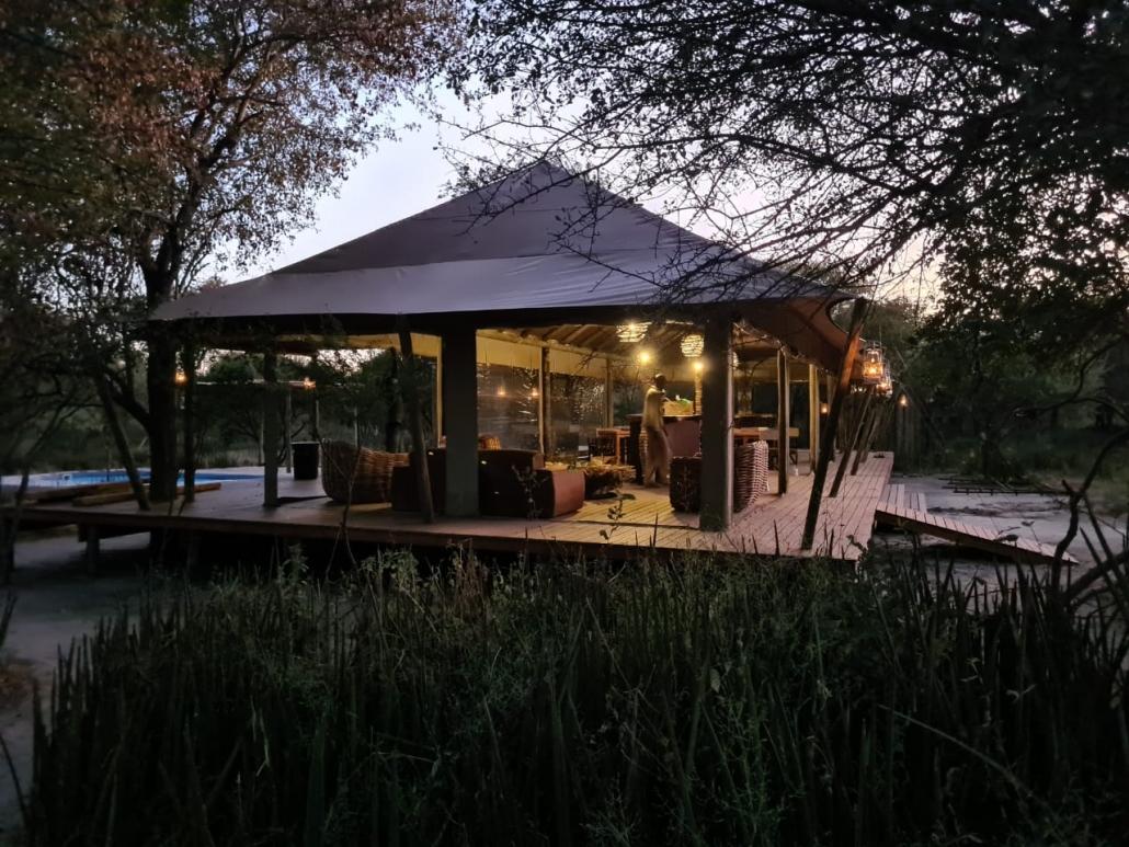 Botswana Boma Area
