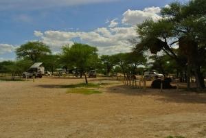 Etosha Camp Site