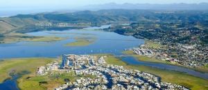 Knysna Aerial View
