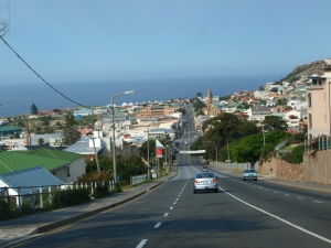 Town of Mossel Bay