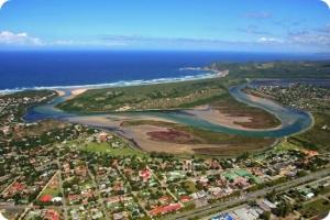 Sedgefield Aerial View