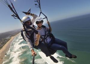 Tandem Paragliding South Africa